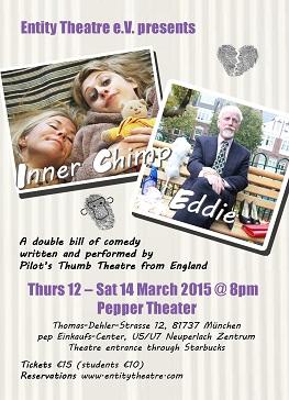 Inner Chimp / Eddie - Pilot's Thumb (2015)